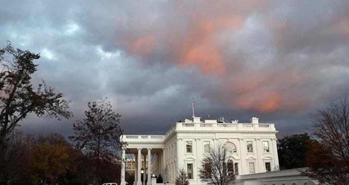 Белый дом, фото из архива