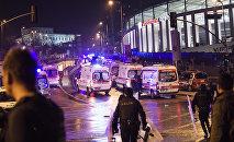 İstanbulda partlayış