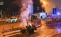 Двойной теракт в Стамбуле