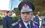 Глава Службы государственной безопасности АР, генерал-лейтенант Мадат Гулиев