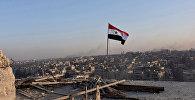 Флаг Сирии, фото из архива