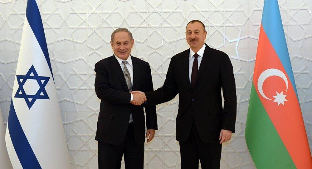Azərbaycan Prezidenti İlham Əliyevin İsrail dövlətinin Baş naziri Benyamin Netanyahu ilə təkbətək görüşü olub