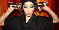 Бьюти-блогер Нура Афиа