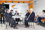 İsrail baş naziri Benyamin Netanyahunun Azərbaycana səfərinin nəticələri mövzusunda tədbir
