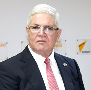 Представитель международной ассоциации Израиль-Азербайджан АзИз Вахид Байрамов