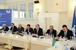 GUAM Parlament Assambleyasının 9-cu sessiyasında Elmar Məmmədyarovun çıxışı