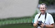Российско-израильский блогер Александр Лапшин
