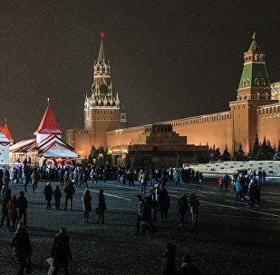 Moskva Kremli
