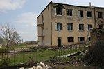 Населенный пункт Талиш в зоне карабахского конфликта