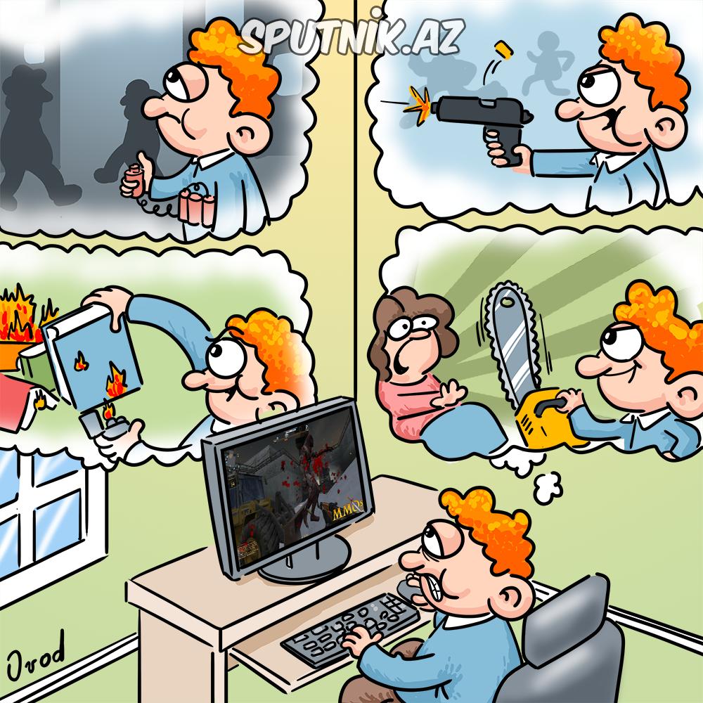 Kompüter oyunları