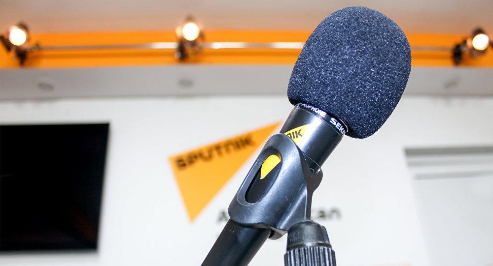 Международный пресс-центр информационного агентства Sputnik