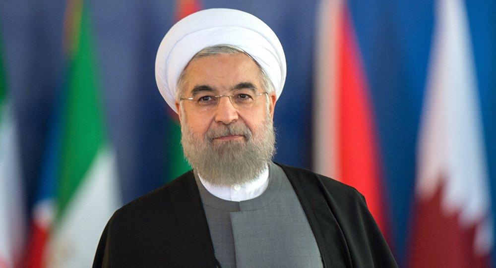 Президент Исламской Республики Иран Хасан Роухани, фото из архива