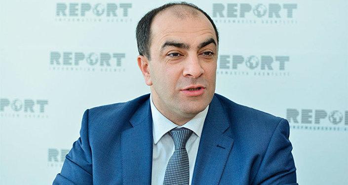 Ukrayna Azərbaycanlıları Birləşmiş Konqresinin sədri Rövşən Tağıyev