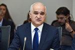 Министр экономики Шахин Мустафаев, фото из архива