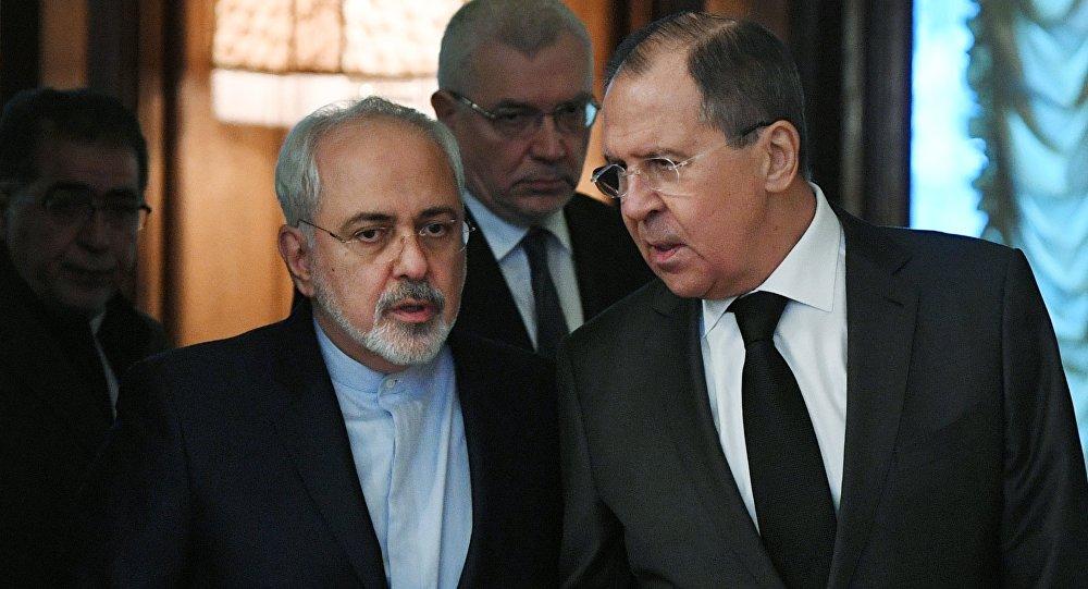 Лавров и руководитель МИД Ирана обвинили США в несоблюдении интернационального права