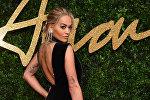 Rita Ora, arxiv şəkli
