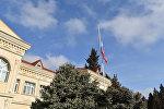 В российском посольстве в Баку принимают соболезнования по убитому в Турции послу Андрею Карлову