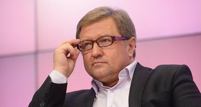Директор Института ЕАЭС Владимир Лепехин, фото из архива