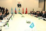 В Баку прошло VI заседание министров экономики Совета сотрудничества тюркоязычных государств