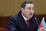 Заместитель министра иностранных дел Азербайджана Халаф Халафов, фото из архива