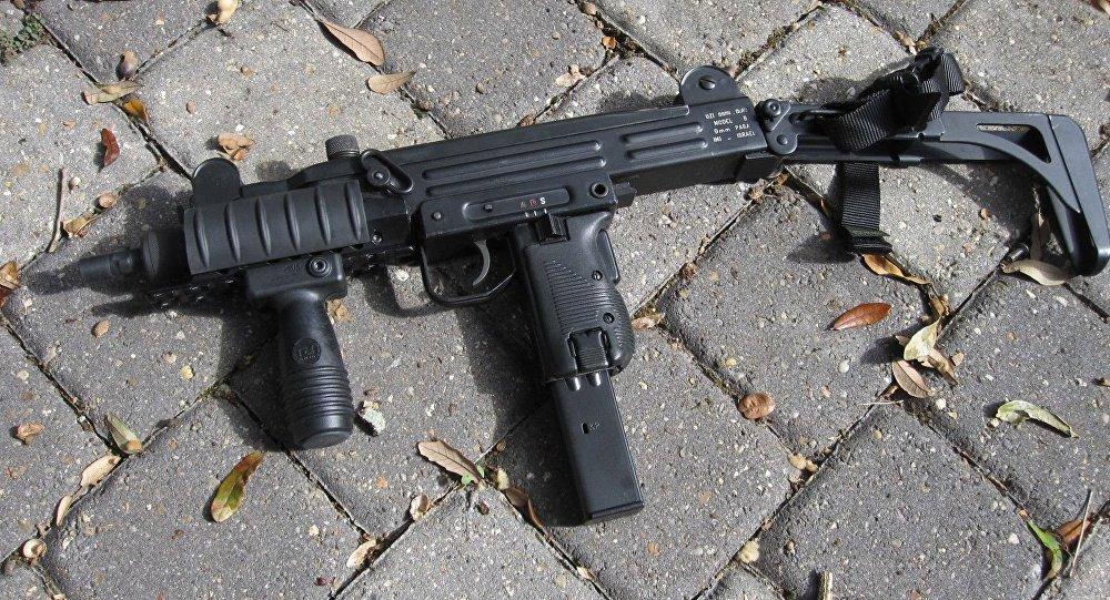 UZİ silahı