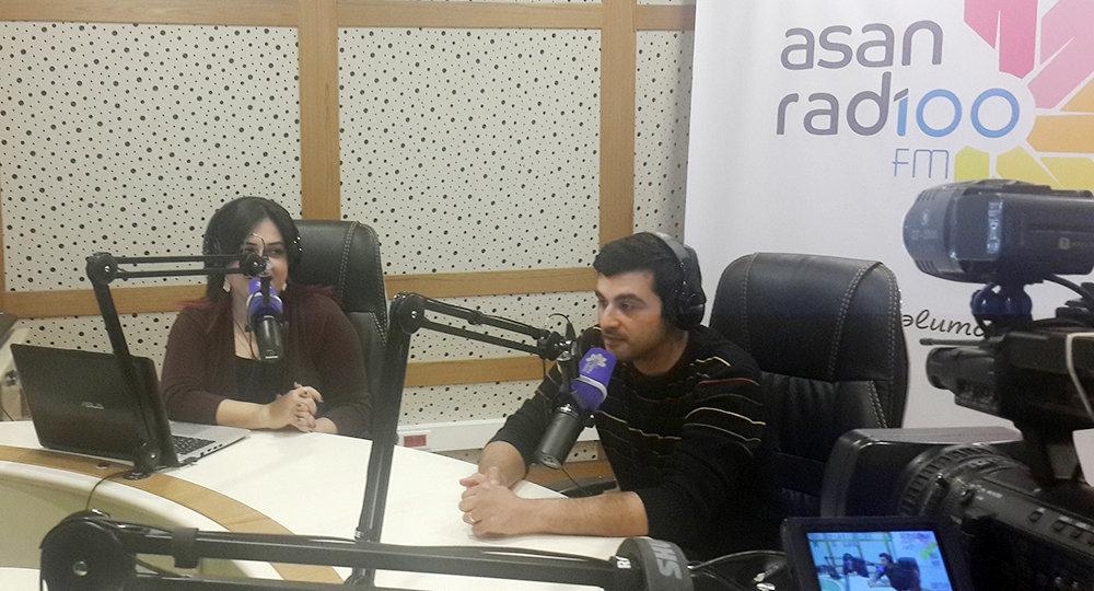 ASAN Radionun 1 yaşı tamam olur