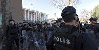 Турецкая полиция, фото из архива