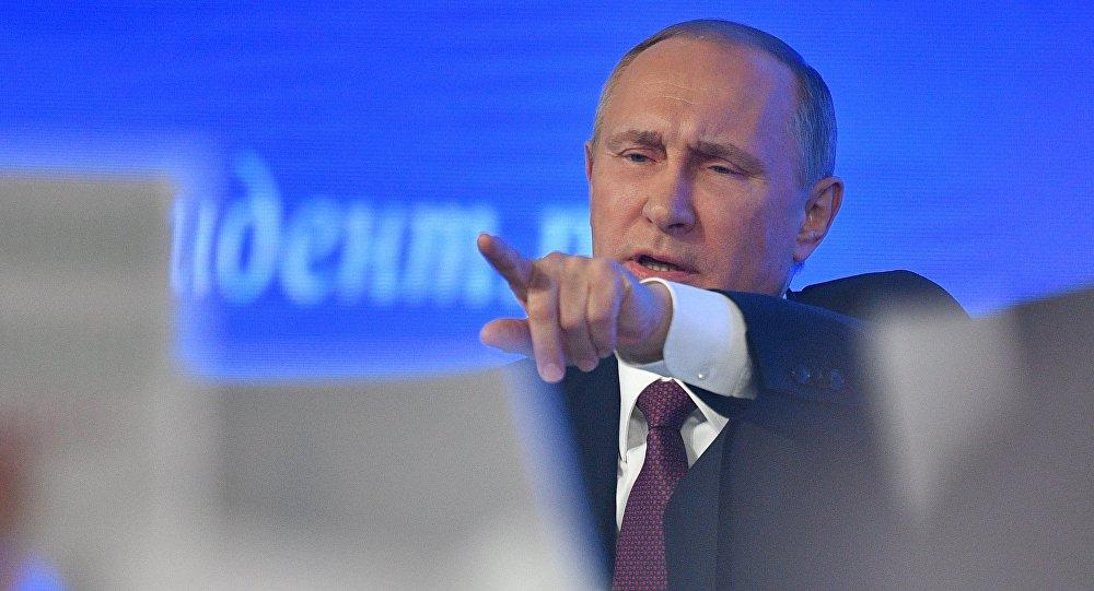 Путин: повторил, что РФ сильнее любого противника