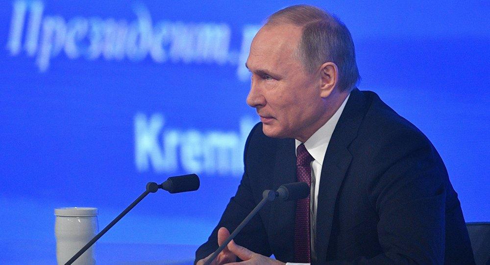 Президент Российской Федерации раскритиковал Демократическую партию США