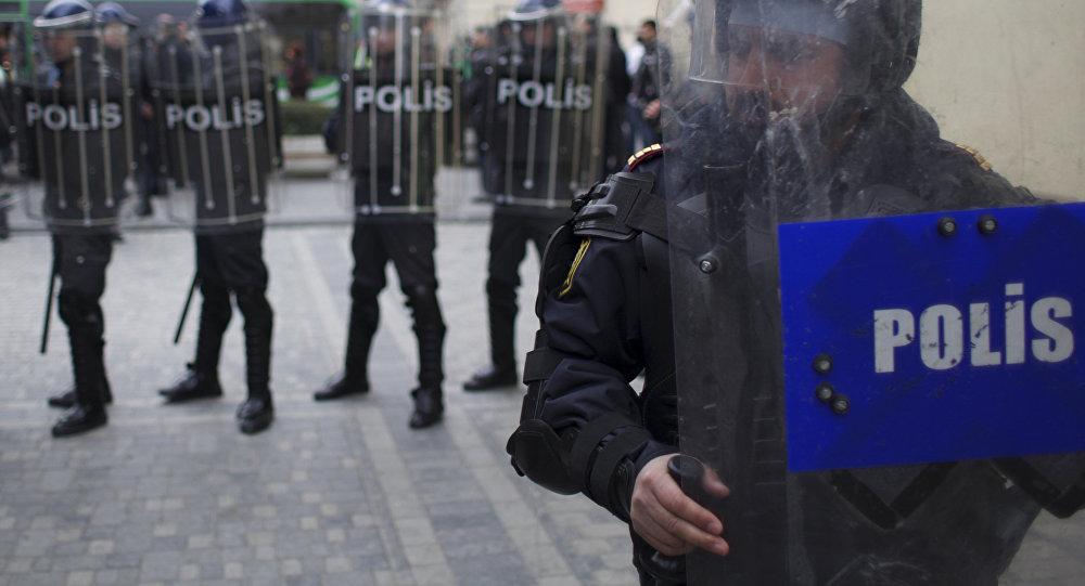 Ранены девять полицейских объявление Генпрокуратуры— Инцидент вБилясуваре