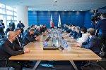 Государственная нефтяная компания АР (SOCAR) и компания ВР подписали письмо о намерениях по разработке месторождения Азери-Чираг-Гюнешли