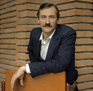 Актер Леонид Филатов, 6 августа 1985 года