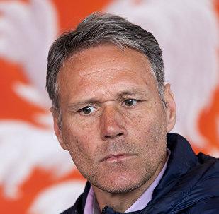 Futbolçu Marko Van Basten