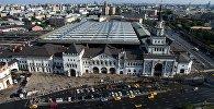 Казанский вокзал в Москве, фото из архива