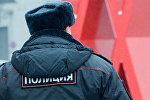 Rusiya polisi, arxiv şəkli