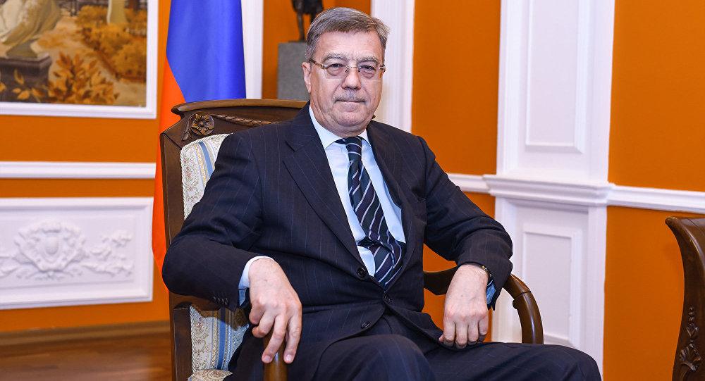 Rusiyanın Azərbaycandakı səfiri Vladimir Doroxin