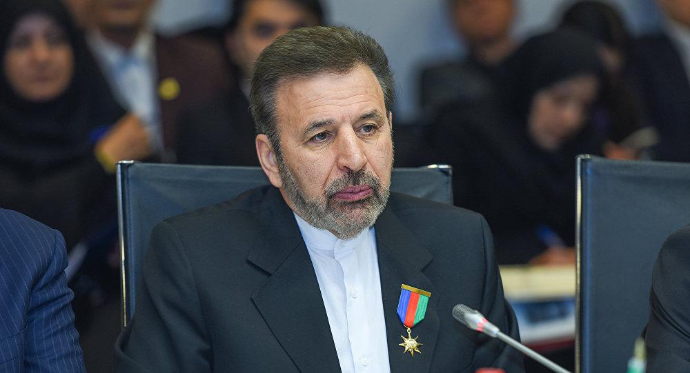 Министр связи и информационных технологий Ирана Махмуд Ваези, фото из архива