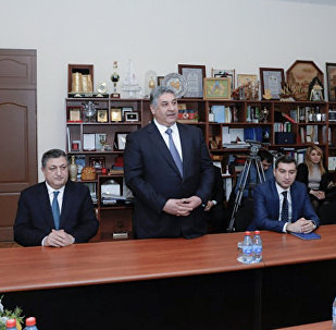 Министр молодежи и спорта Азад Рагимов отчитался по итогам 2016 года