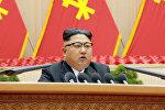 Şimali Koreya prezidenti Kim Çen İn