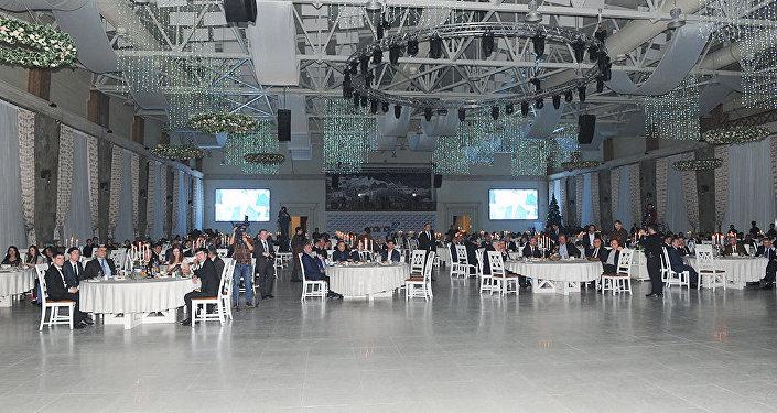 Azərbaycan Respublikası Atçılıq Federasiyasının yaranmasının 20 illiyinə həsr olunmuş tədbir keçirilib