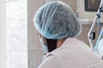 Медсестра, фото из архива