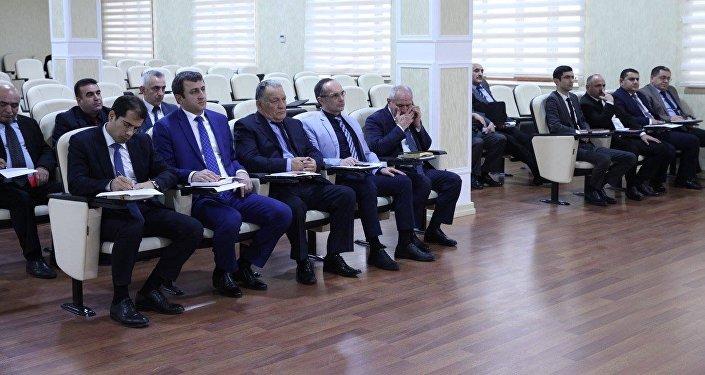 Azərbaycan Ağır Atletika Federasiyasının Hesabat-Seçki Konfransı