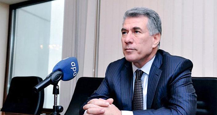 Первый вице-спикер Милли Меджлиса АР Зияфет Аскеров
