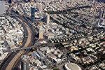 Вид на столицу Израиля город Тель-Авив