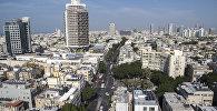 Город Тель-Авив в наши дни, фото из архива