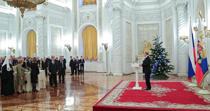 Спецслужбы США назвали В. Путина управляющим кампании по воздействию навыборы