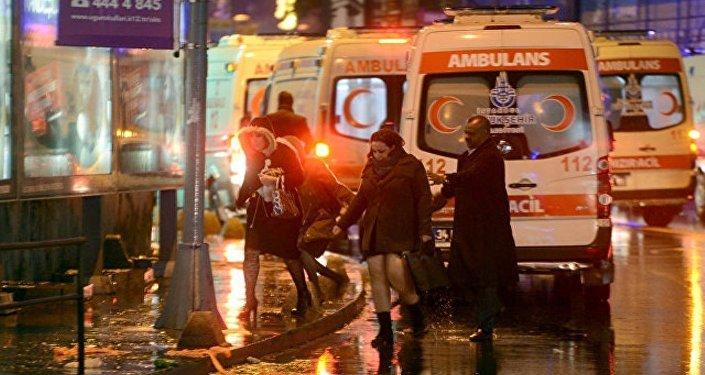 İstanbulda terror aktı