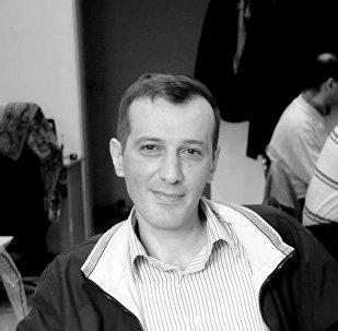 Журналист Намик Ибрагимов