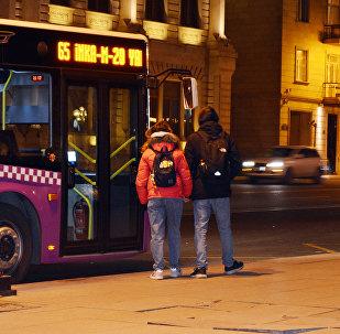 Автобусы в Баку