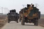 Suriyada Türk hərbi qüvvələri, arxiv şəkli